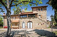 Le Cetinelle B&B rooms and vacation apartment in Chianti